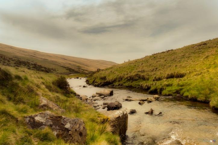 Brecon stream
